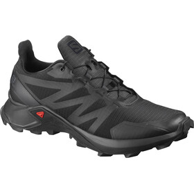 Salomon Supercross Schoenen Heren, black/black/black